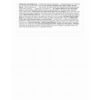 Weight loss spanish non diet solution 320k sold! specials