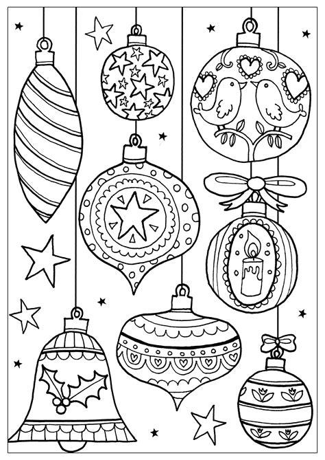Weihnachten Ausmalbild Drucken