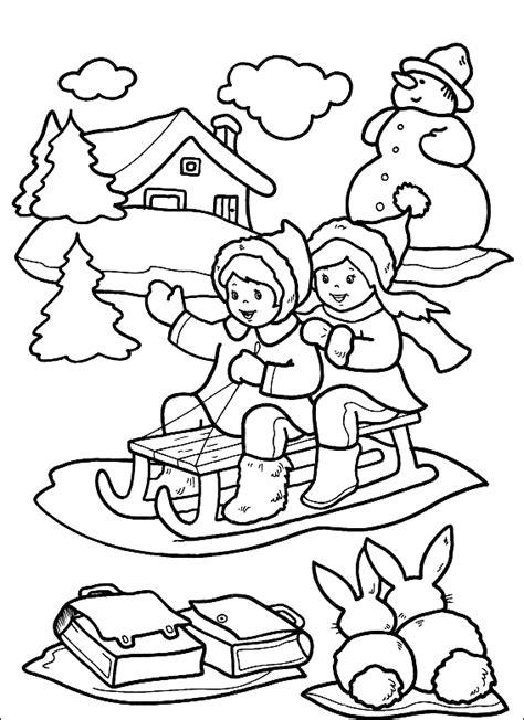 Weihnachten Ausmalbilder Für Kinder