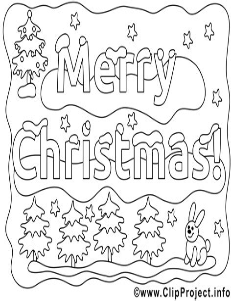 Weihnachten Malvorlagen Gratis