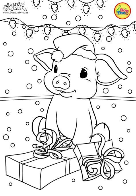 Weihnachtsmalvorlagen Für Kinder