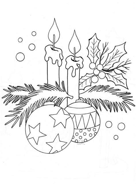 Weihnachtsmotive Malvorlagen Kostenlos
