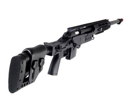 Well Airsoft Mb4411 Bolt Action Sniper Rifle