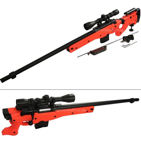 Well L96 Airsoft Sniper Rifle