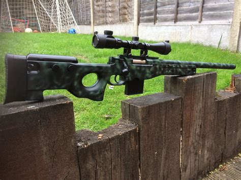 Well L96 Awp Airsoft Sniper Rifle