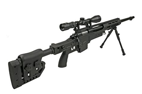 Well Mb4411d Bolt Action Airsoft Sniper Rifle Review