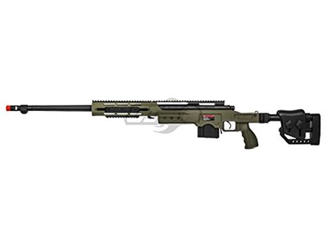 Well Mb4411g Bolt Action Spring Sniper Rifle Od