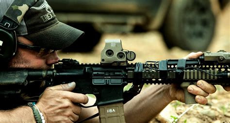 Were On A Rifle Should You Position A Eotech