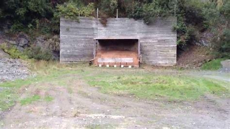 Wern Ddu Quarry Rifle Range