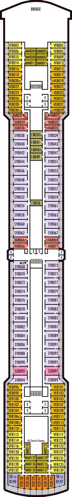 Westerdam holland america deck plan Image