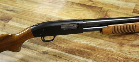 Western Field 12 Gauge Pump Shotgun Disassembly