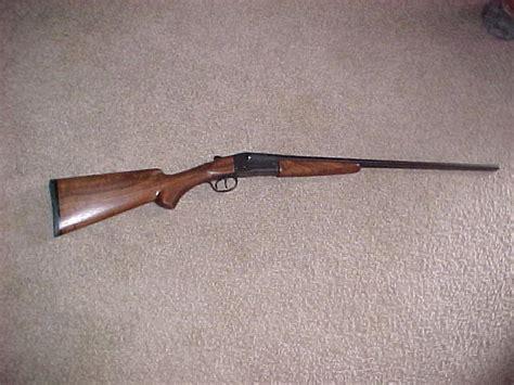 Western Field 410 Double Barrel Shotgun