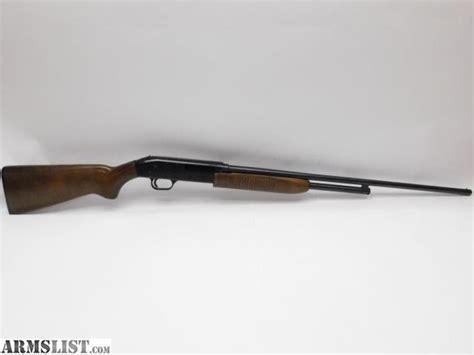 Western Field 410 Shotgun M550ed