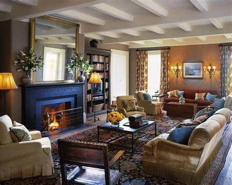 Western Living Room Designs