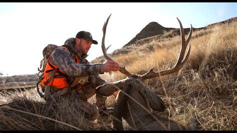 Western Mule Deer Rifle Hunting