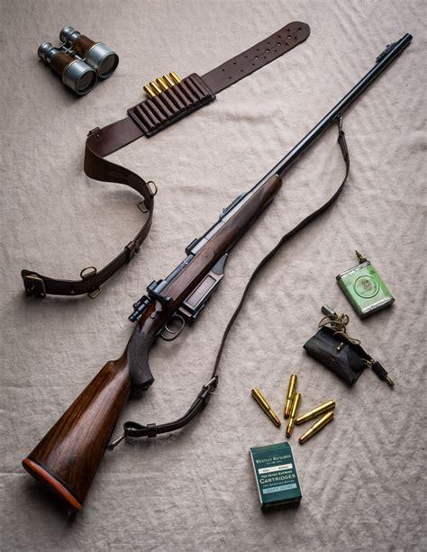 Westley Richards Rifle