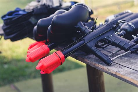 What Store Carries Paintball Guns
