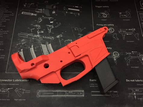 What 3d Printer Can Make Ar Lower