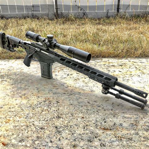 What Ammo For My Ruger Precision Rifle