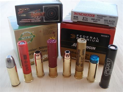 Taurus-Question What Ammo To Use In A Taurus Judge.