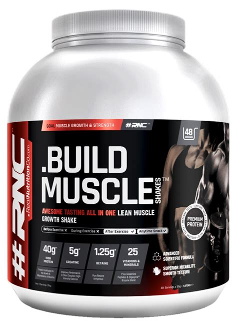 What Are The Best Protein Shakes For Building Muscle