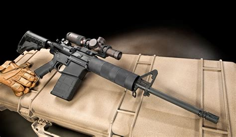What Are The Differences Between AR15 And M4 - Quora