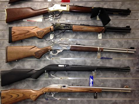 What Are The Models Of Marlin Lever Action Rifle