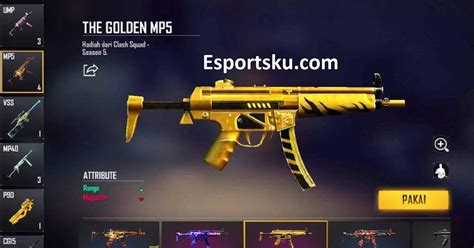 What Bullet Does The Mp5 Fire