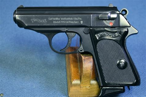 What Caliber Is James Bond S Walther Ppk