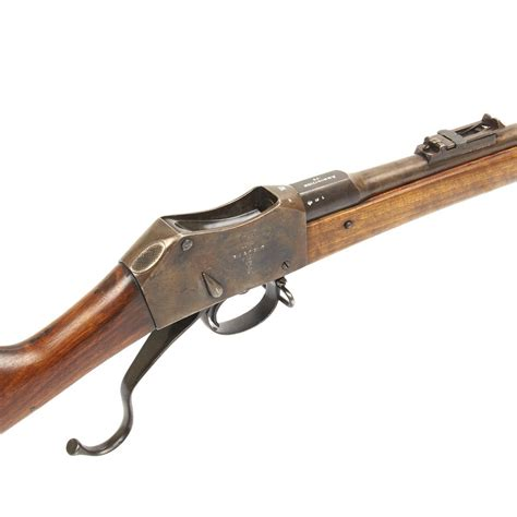 What Caliber Was The Martini Henry Rifle