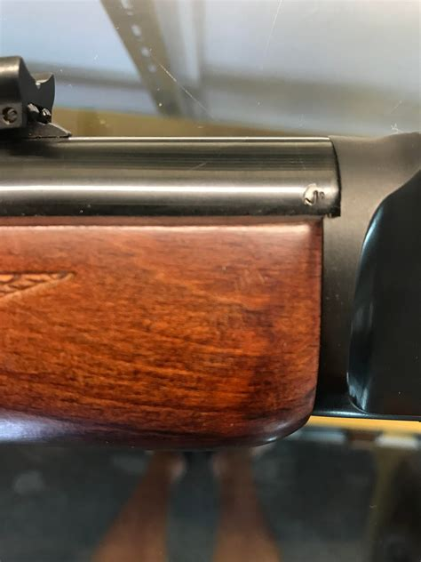 What Does Jm Stamp On Marlin Rifle Mean