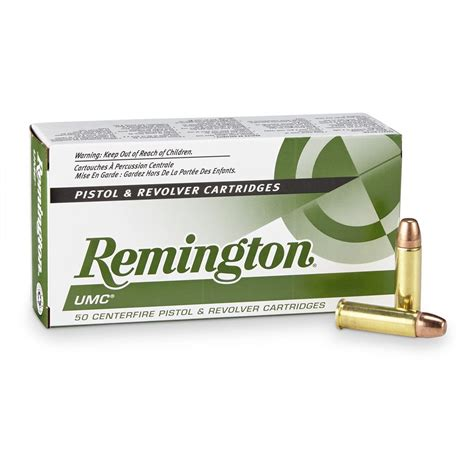 What Does Mc Mean On Remington 38 Ammo Box