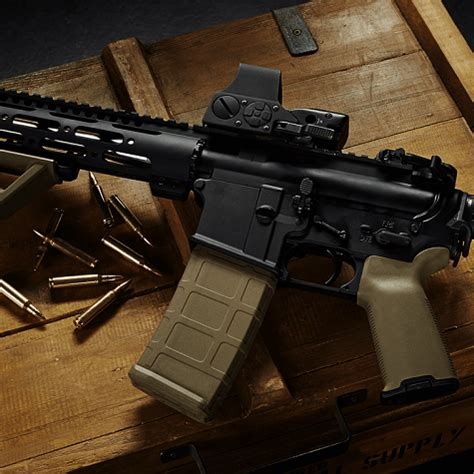 What Does Nm Stand For Ar 15