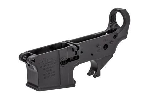 What Does Stripped Lower Receiver Mean