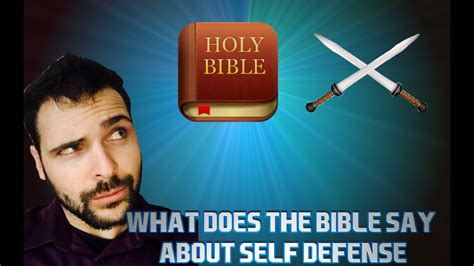 What Does The Law Say About Self Defense