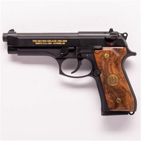 Beretta-Question What Does The M9 Beretta Pistol Use.