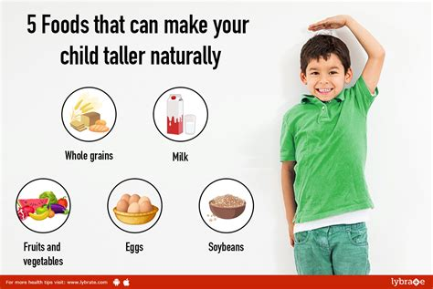 What Food Makes Your Grow Taller