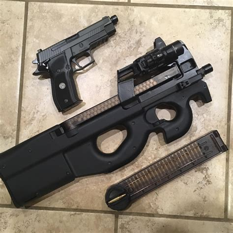 What Handguns Do Secret Service Carry