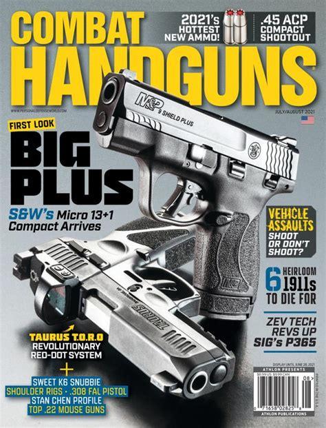 What Happened To Combat Handguns Magazine