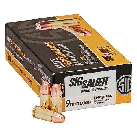 What Is 9mm Ball Ammo