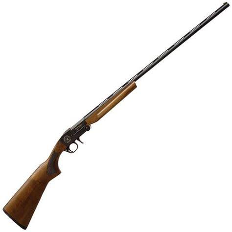 What Is A Break Action Shotgun
