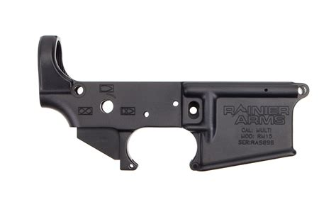 What Is A Forged Ar Lower