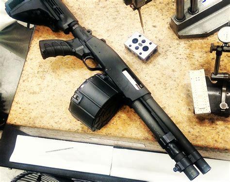 What Is A Short Barreled Shotgun