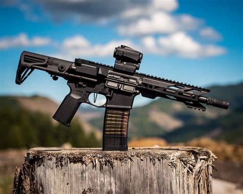 What Is An Ar 10 Rifle