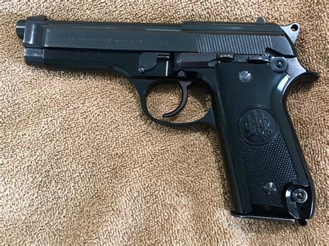 Beretta-Question What Is Beretta 92 Frame Made Of.
