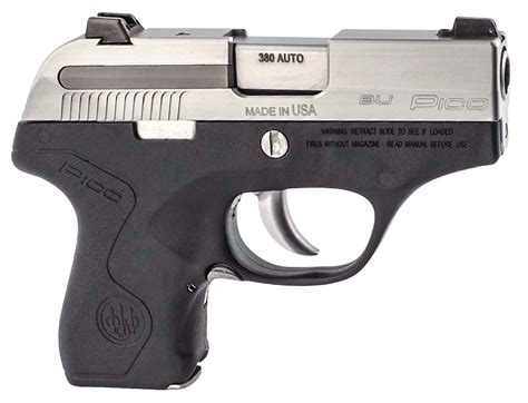 Beretta-Question What Is Differents On The Beretta Pico And The Nano.