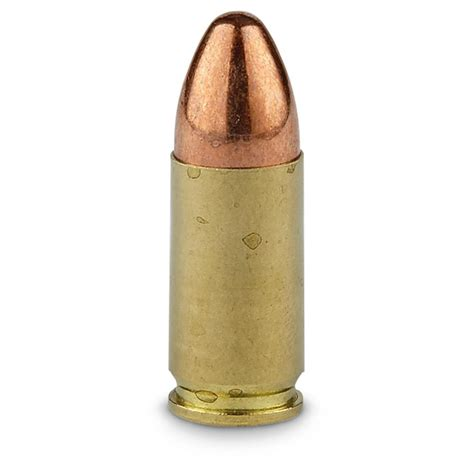 What Is Luger Ammo 9mm