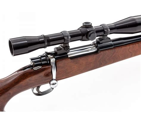 What Is Mauser Action Rifle