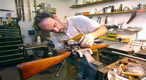 What Is Required For A Gunsmith Shop