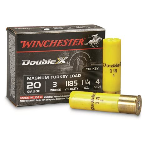 What Is The Best 20 Gauge Shotgun Shell For Turkey